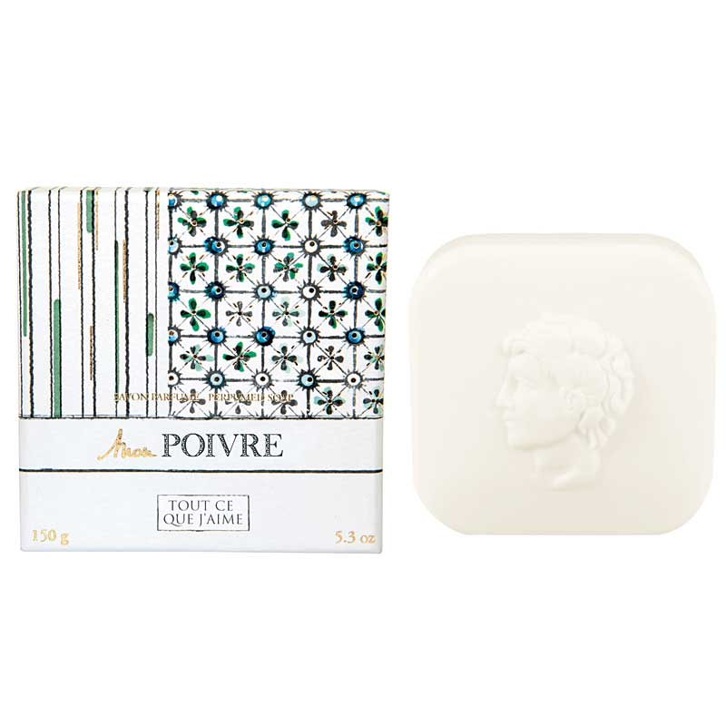 Fragonard Parfumeur Mon Poivre Soap (150 g) with box