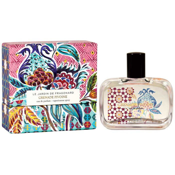Fragonard Parfumeur Grenade Pivoine Eau de Parfum (50 ml) with box