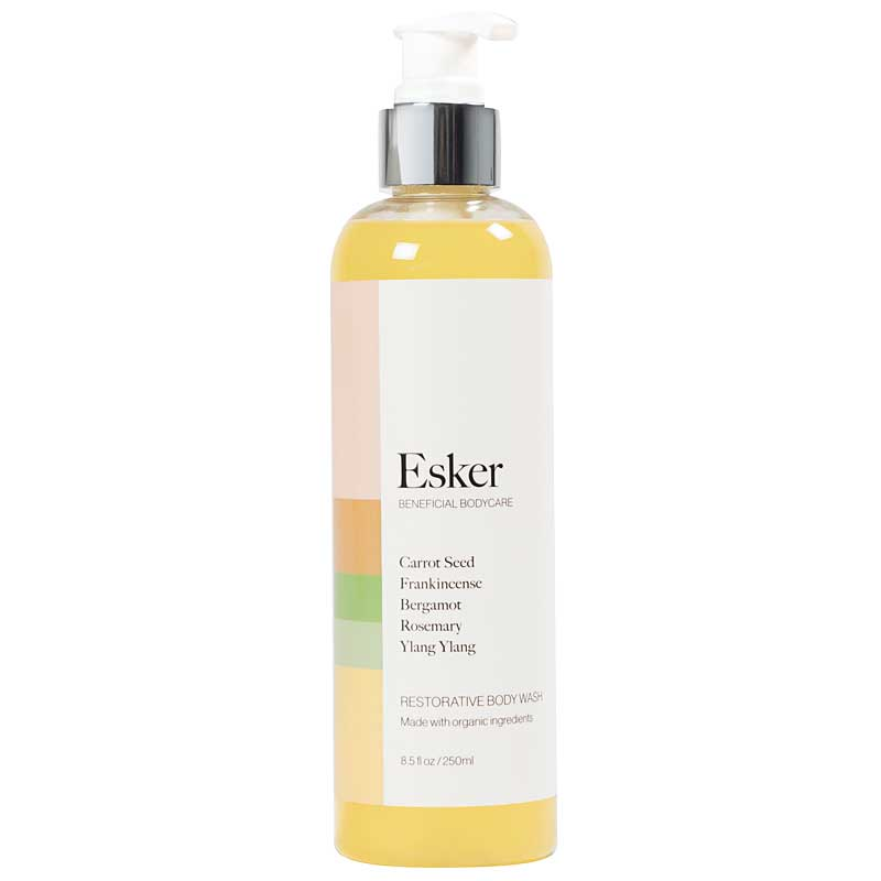 Esker Beauty Restorative Body Wash (8.5 oz)