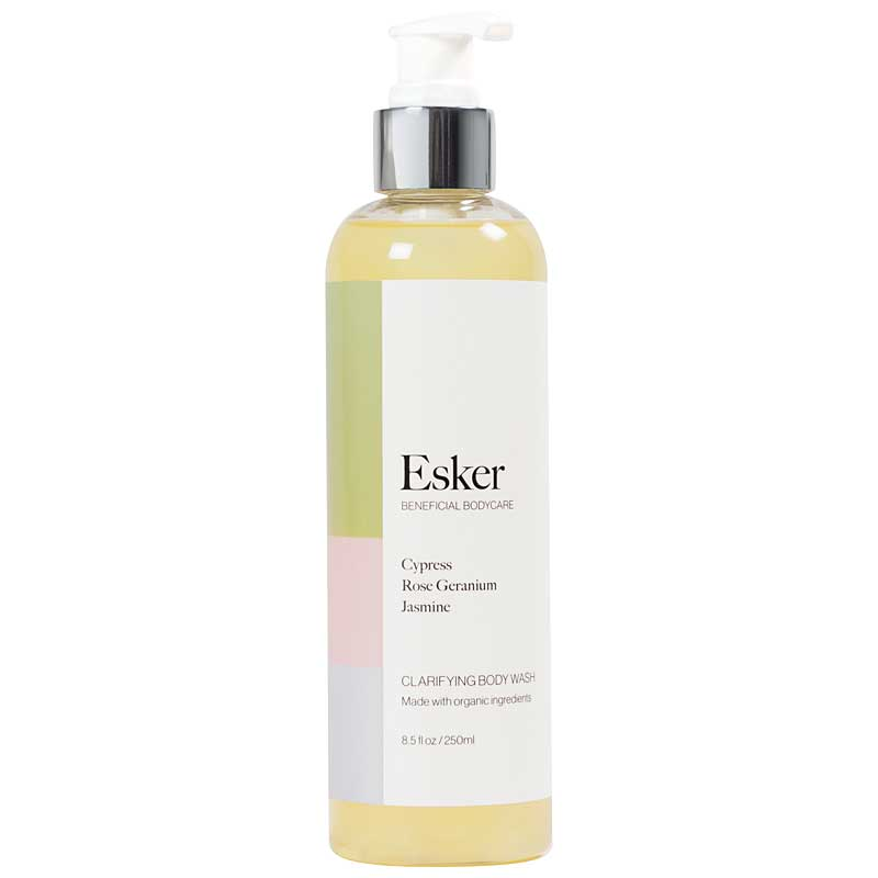 Esker Beauty Clarifying Body Wash (8.5 oz)