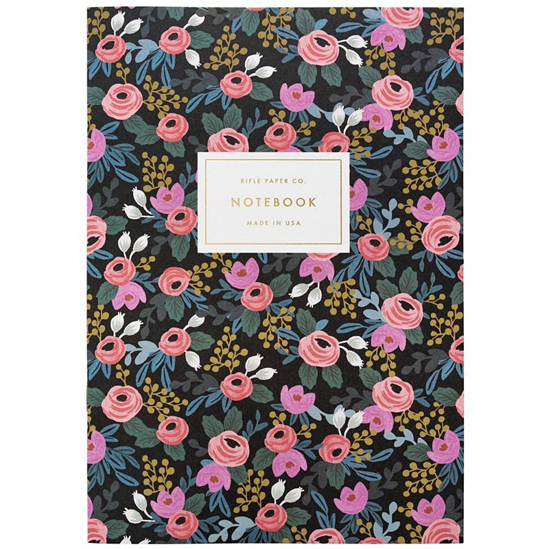 Rifle Paper Co. Rosa Slim Notebook