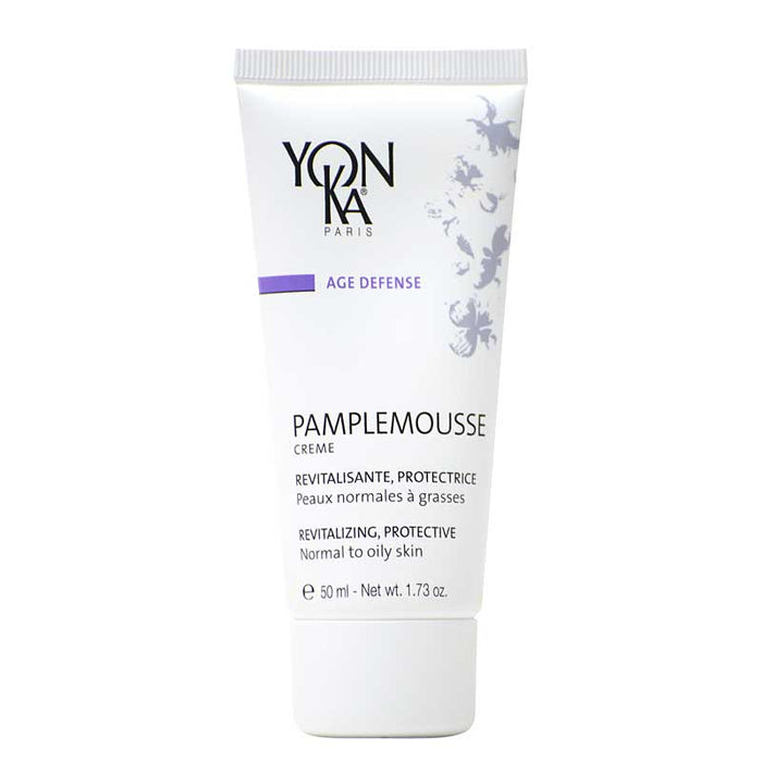 Pamplemousse Creme PNG for Normal to Oily Skin
