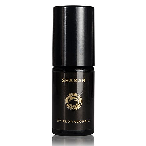 Floracopeia Shaman Botanical Fragrance Roll-On (5 ml)