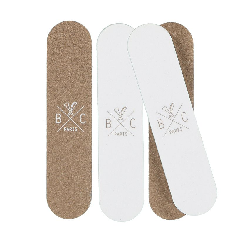 Bachca Small Emery Boards Set stylized