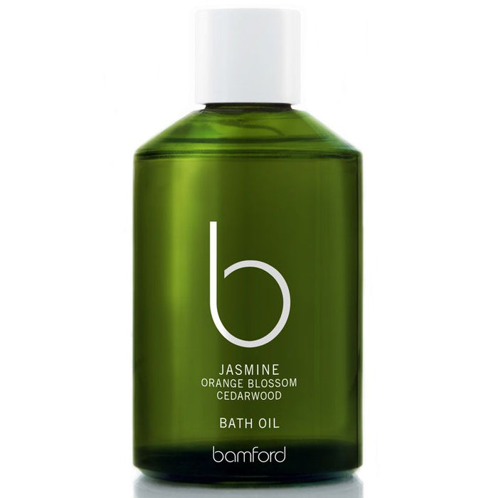 Botanic Jasmine Bath Oil