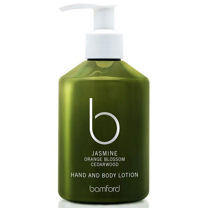 Bamford Botanic Jasmine Hand and Body Lotion