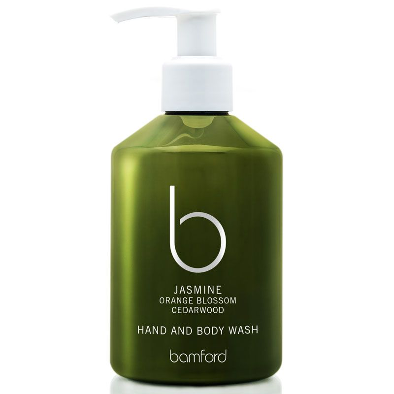 Bamford Botanic Jasmine Hand and Body Wash