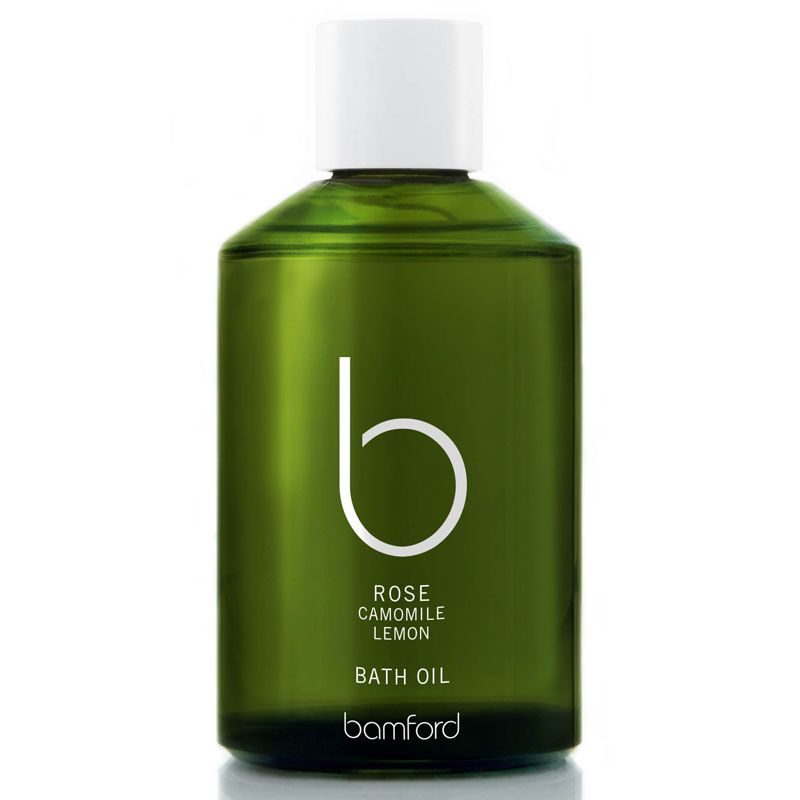 Bamford Botanic Rose Bath Oil