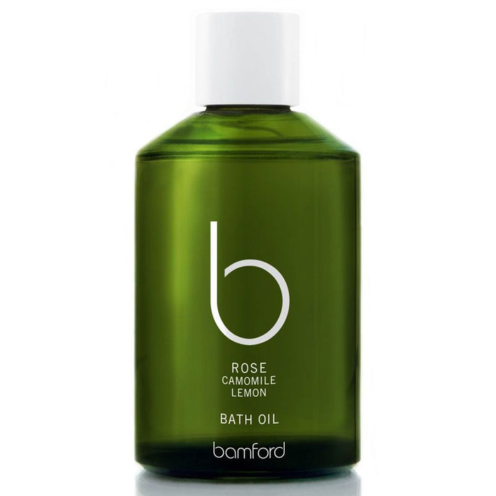 Botanic Rose Bath Oil