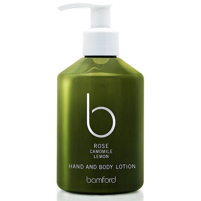 Bamford Botanic Rose Hand and Body Lotion (250 ml)