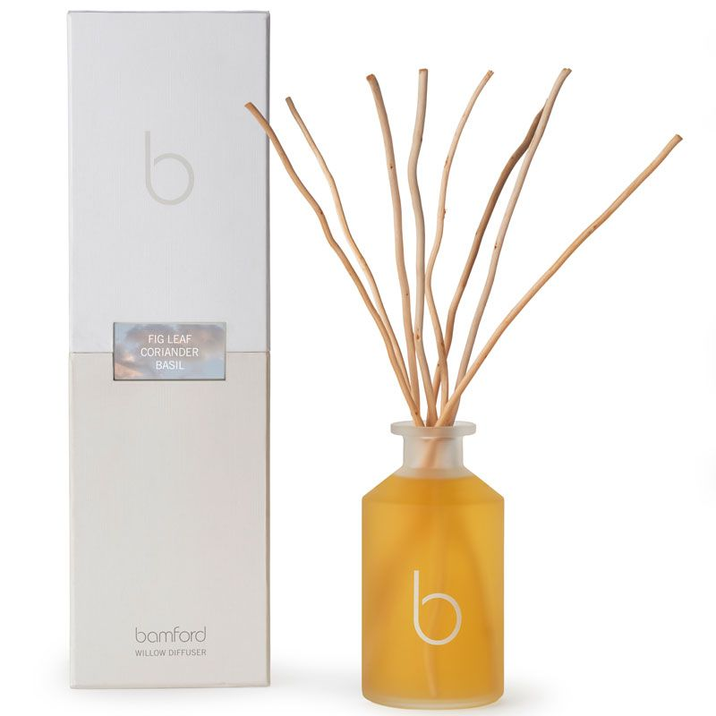 Bamford Fig Leaf WIllow Diffuser (250 ml) with box
