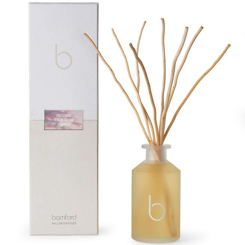 Bamford Incense WIllow Diffuser (250 ml) with box