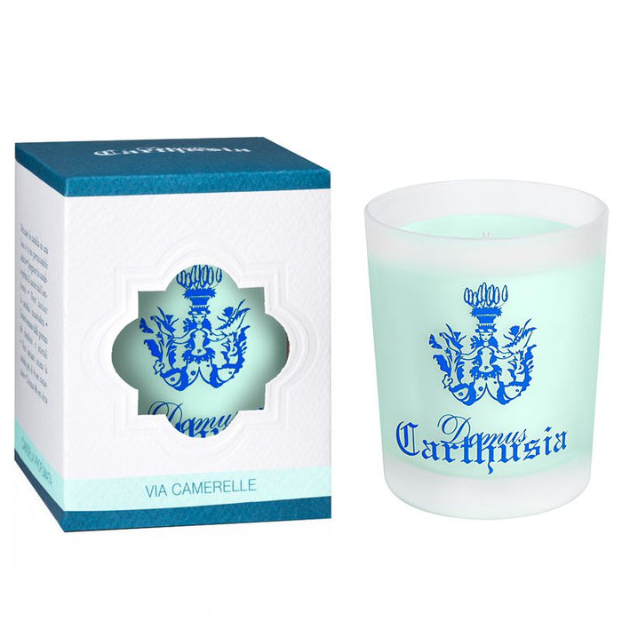 Carthusia Via Camarelle Candle (190 g) with box