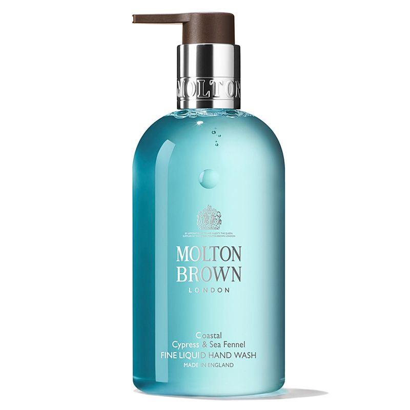 Molton Brown Coastal Cypress & Sea Fennel Fine Liquid Hand Wash (300 ml)