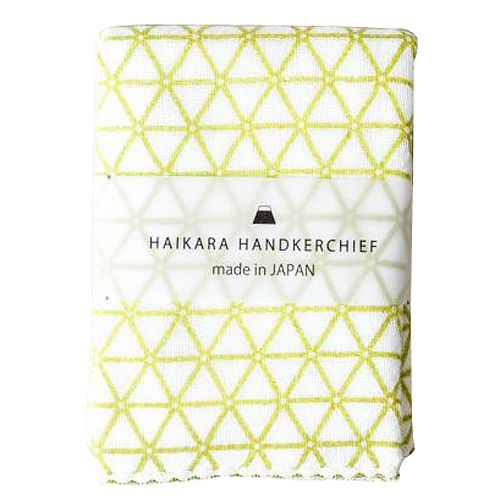 Haikara Little Handkerchief Green Kagome