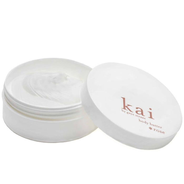 Kai Fragrance Rose Body Butter (6.4 oz)