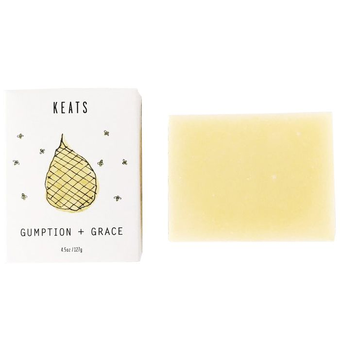Gumption + Grace Soap