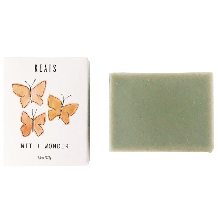 KEATS Wit + Wonder Soap (4.5 oz)