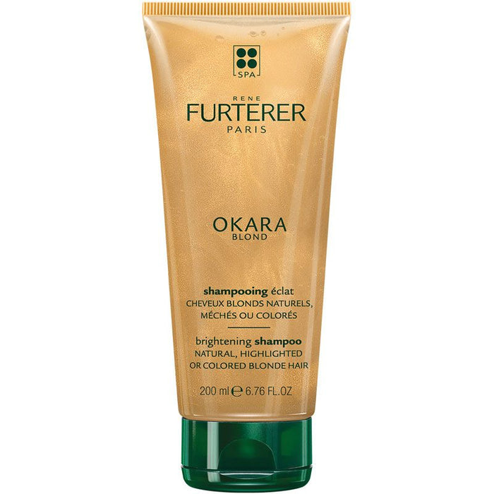 Rene Furterer Okara Blond Brightening Shampoo - 200 ml