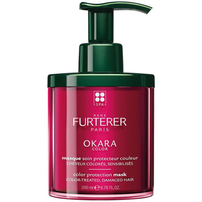 Rene Furterer Okara Color Protection Mask - 200 ml
