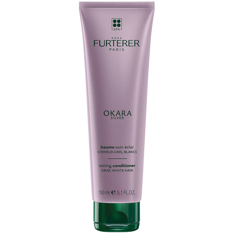 Rene Furterer Okara Silver Toning Conditioner - 150 ml