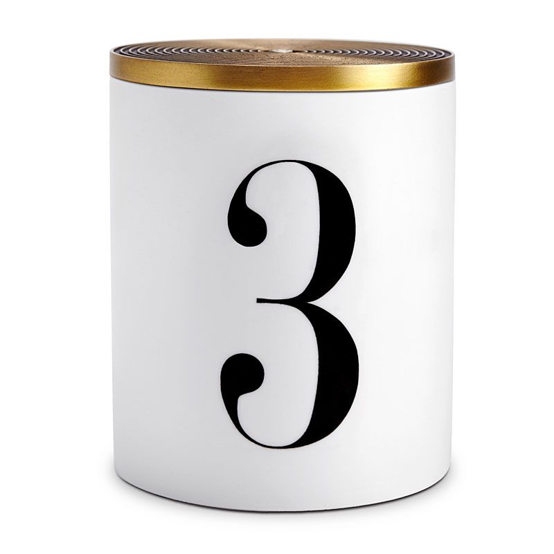 L'Objet Eau d'Egee No. 3 Candle 350 g with lid