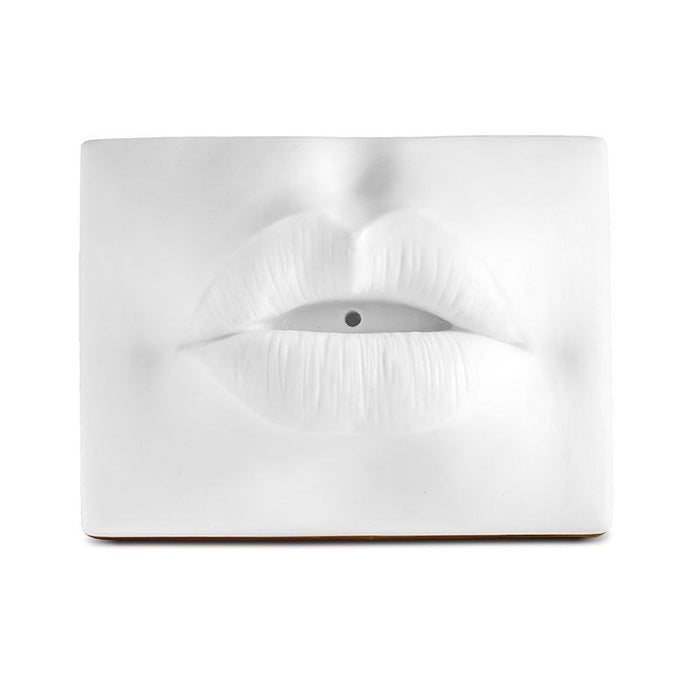 L'Objet Lips Incense Holder overhead view