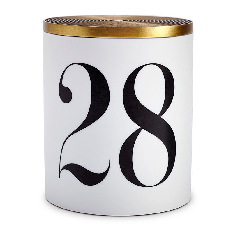 L'Objet Mamounia No. 28 Candle (350 g) with lid