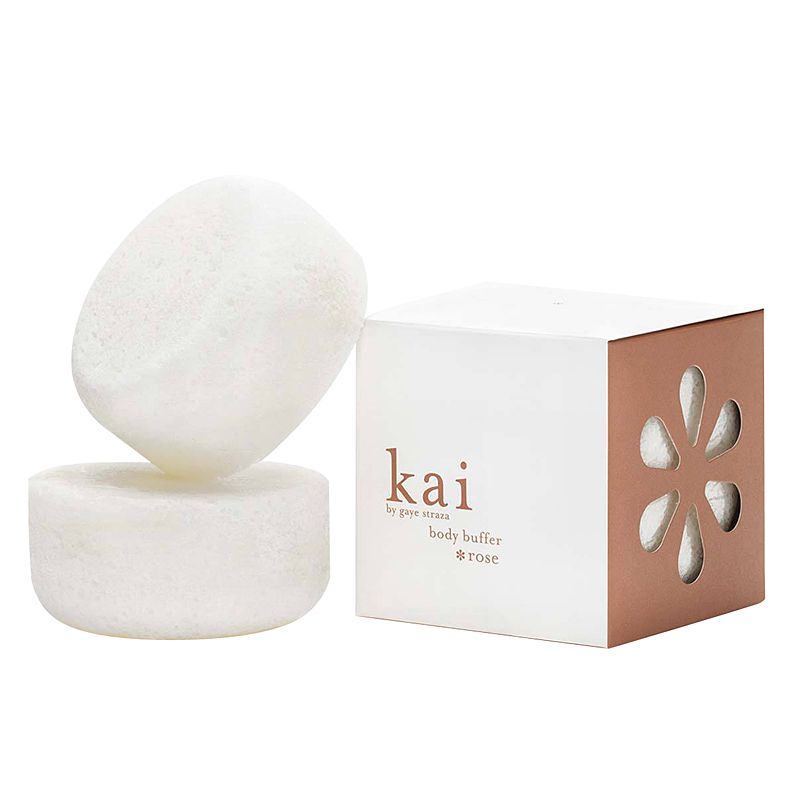 Kai Fragrance Rose Body Buffer (2 x 2.75 oz)