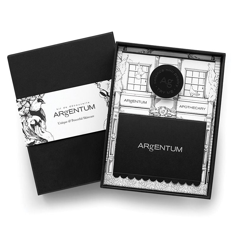 Argentum Apothecary Kit de Decouverte box (4 pcs)