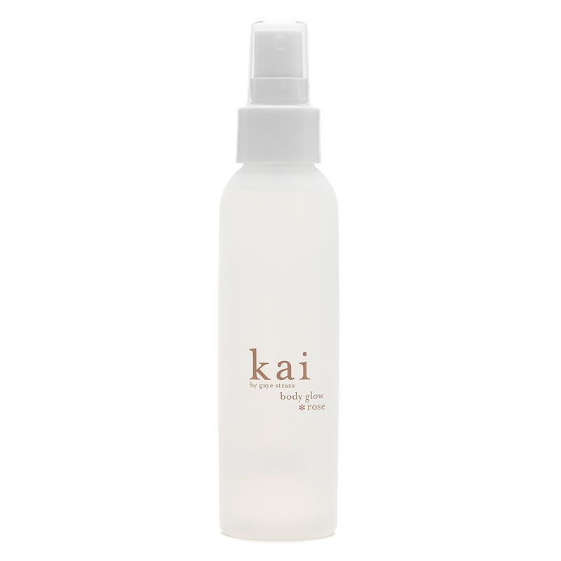 Kai Fragrance Rose Body Glow (4 oz)