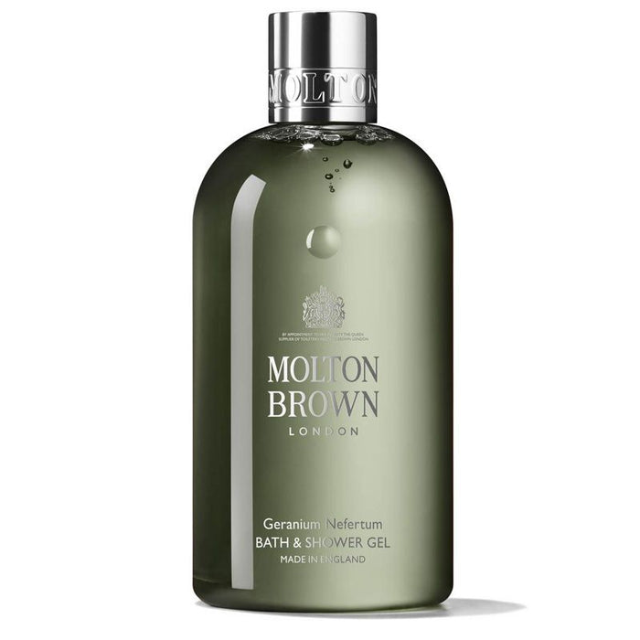 Molton Brown Geranium Nefertum Bath & Shower Gel 300 ml