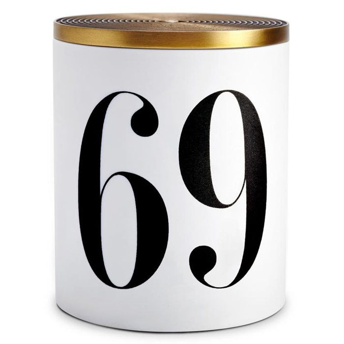 L'Objet Oh Mon Dieu No. 69 Candle (350 g) with lid