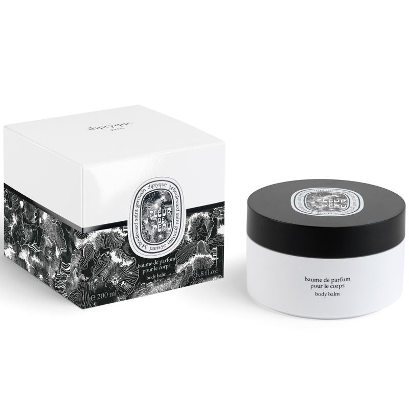 Diptyque Fleur de Peau Body Balm (200 ml) with box