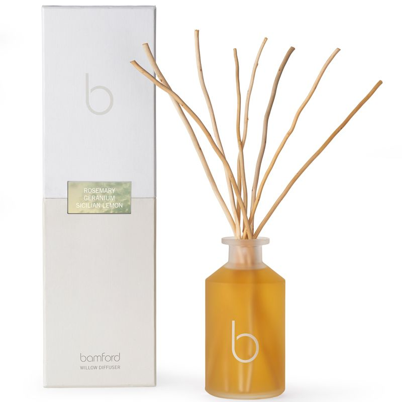 Bamford Rosemary Willow Diffuser (250 ml) with box
