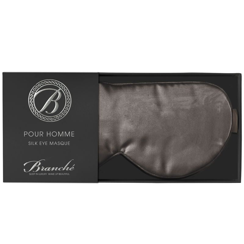 Branche Pour Homme Silk Eye Masque - Driftwood