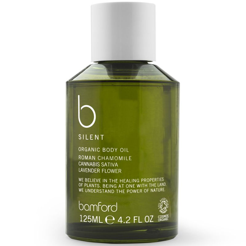 Bamford B Silent Organic Body Oil (125 ml)