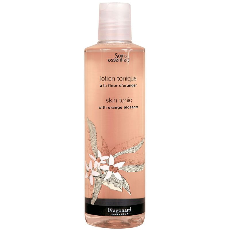 Fragonard Parfumeur Skin Tonic With Orange Blossom (250 ml)
