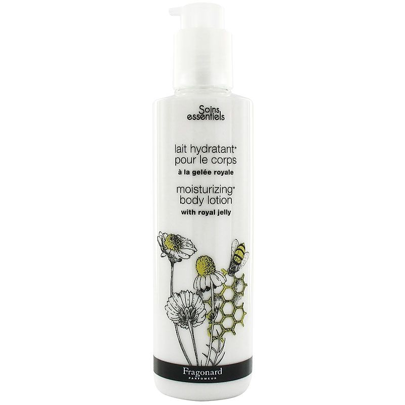 Fragonard Parfumeur Moisturizing Body Lotion with Royal Jelly (250 ml)
