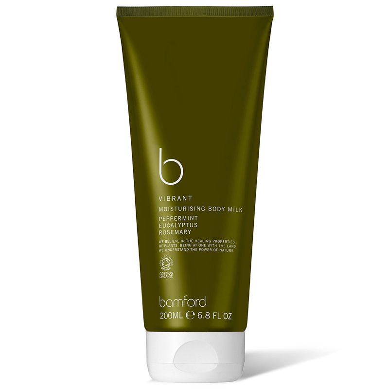 Bamford B Vibrant Moisturizing Body Milk (200 ml)