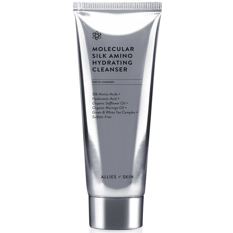 Allies of Skin Molecular Silk Amino Hydrating Cleanser (100 ml)