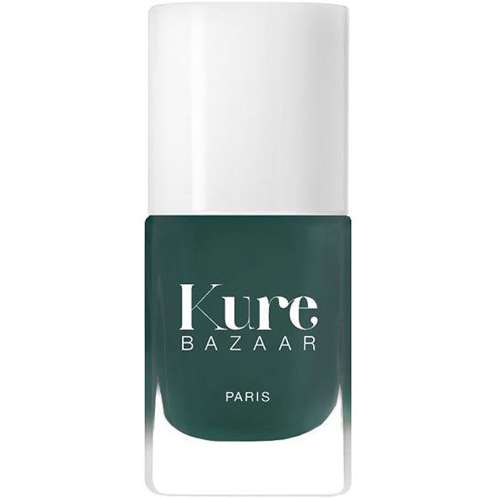 Kure Bazaar Nail Lacquer - Green Love (10 ml)