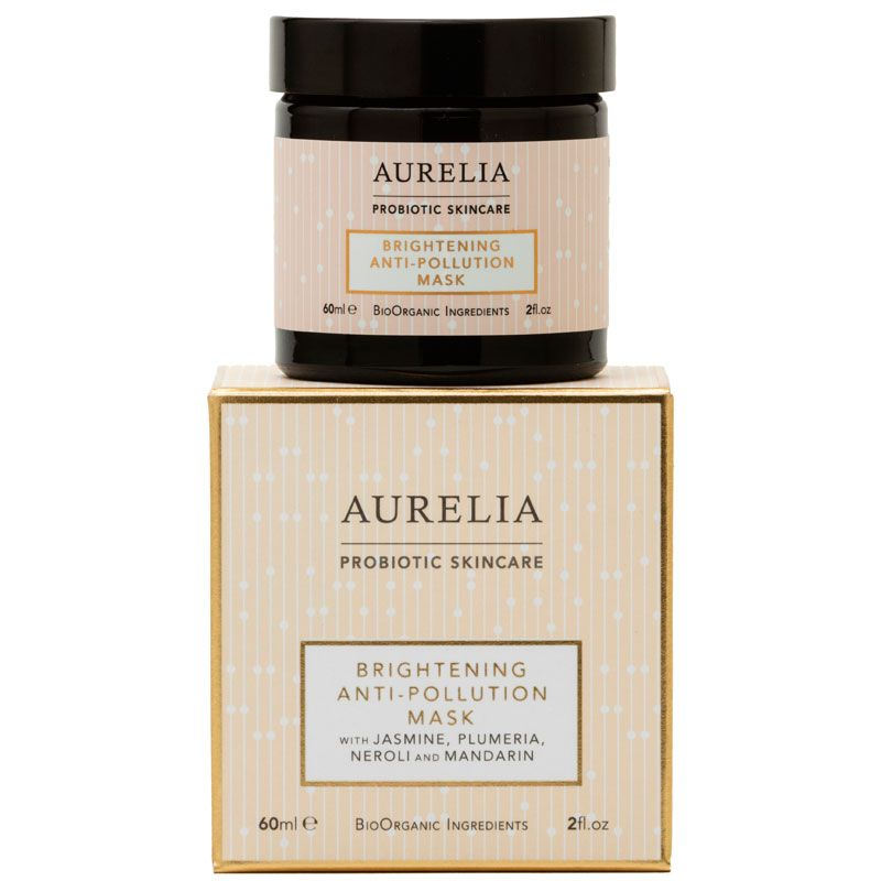 Aurelia Brightening Anti-Pollution Mask (60 ml) on box