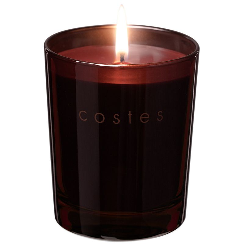 Costes Signature Scented Candle Brown (250 g)