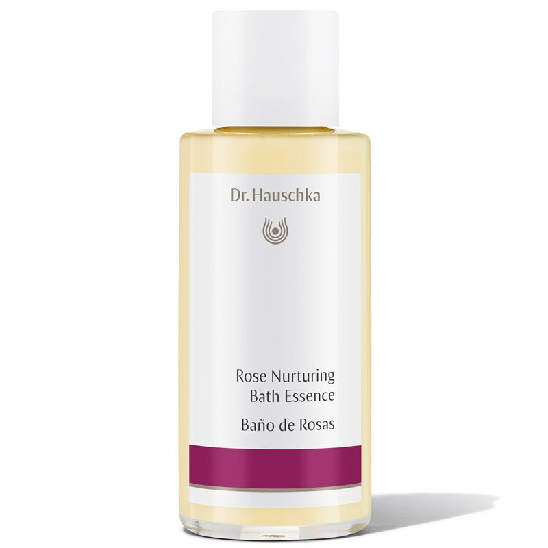 Dr. Hauschka Rose Nurturing Bath Essence (3.4 oz)