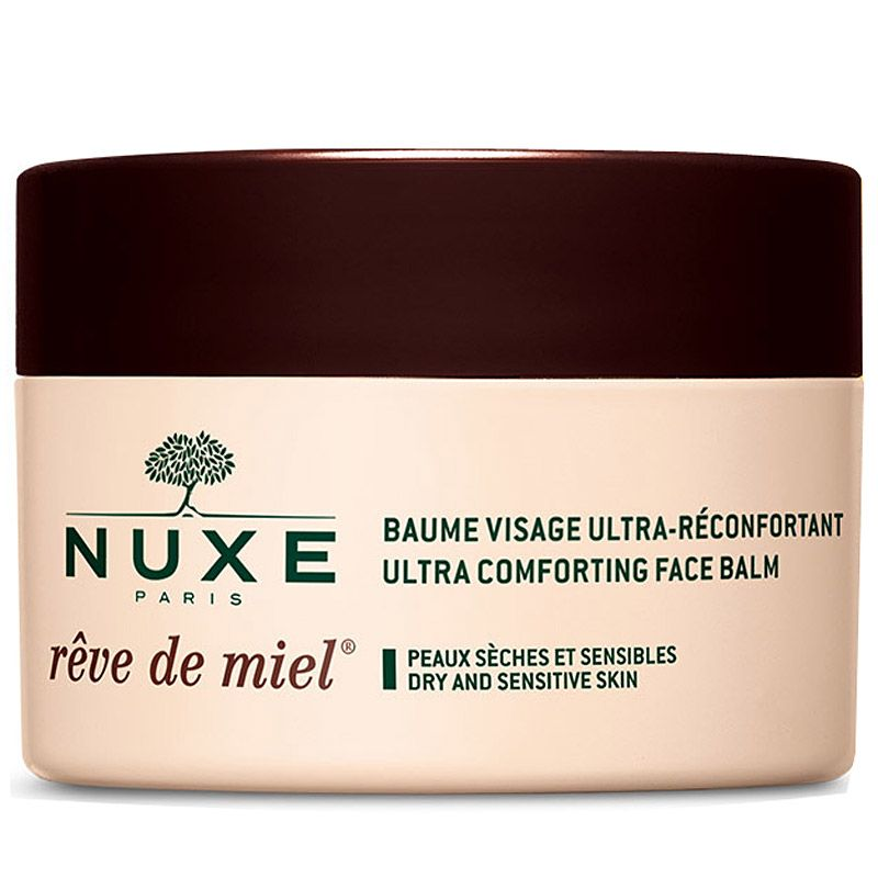 Nuxe Reve de Miel Ultra Comforting Face Balm (50 ml)
