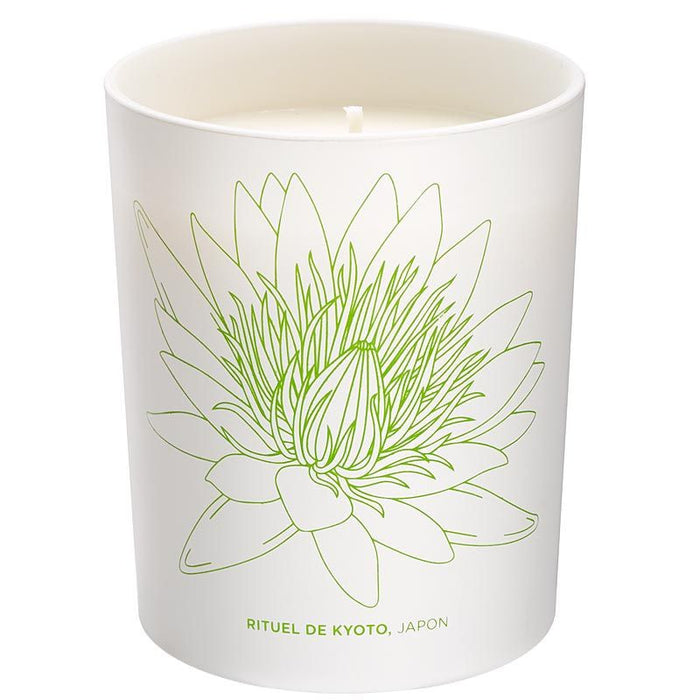 Phyto-Aromatic Candle - Kyoto's ritual, Japan