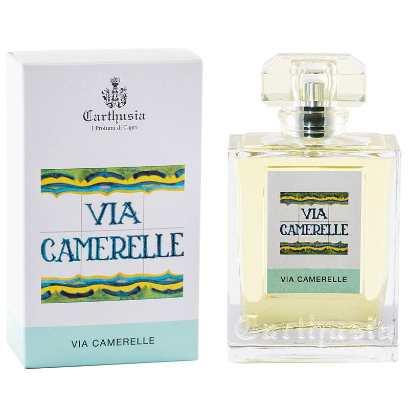Carthusia Via Camerelle Eau de Parfum (50 ml) with box