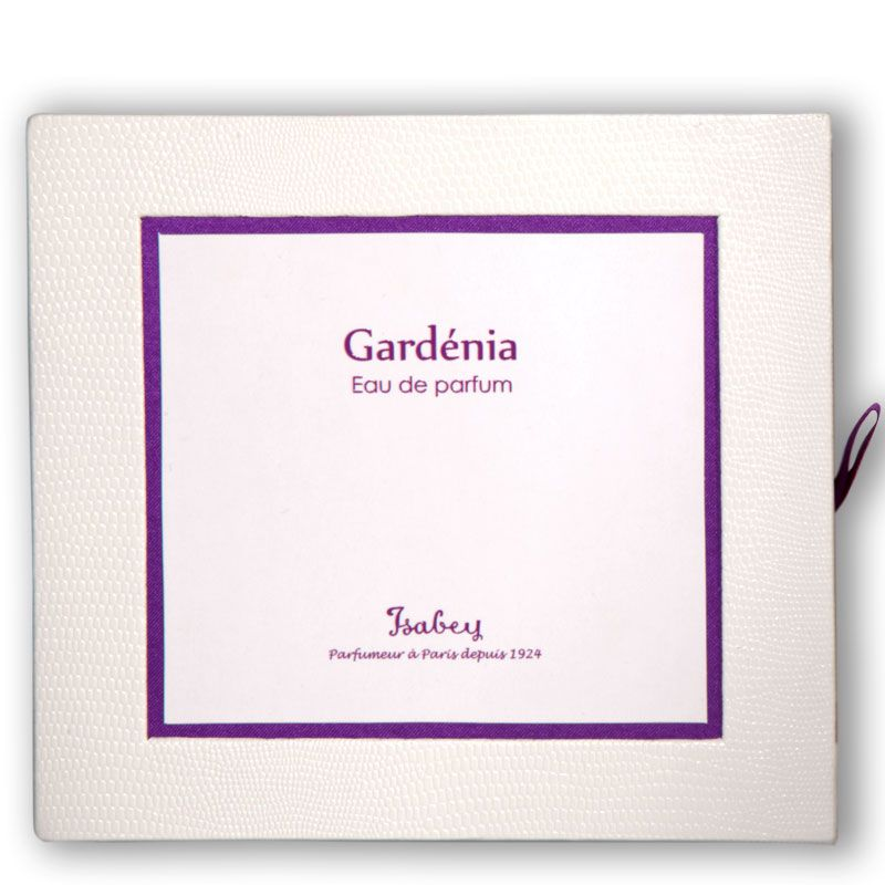 Isabey Paris Gardenia Eau de Parfum (50 ml) box