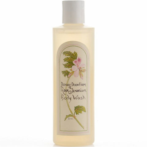 Rose Geranium Body Wash